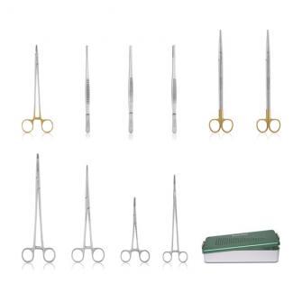 Thoracic Surgery Instrument Set