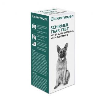SCHIRMER Tear Test Strips