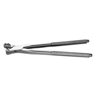 WorldWide Equine Three Prong Molar Forceps