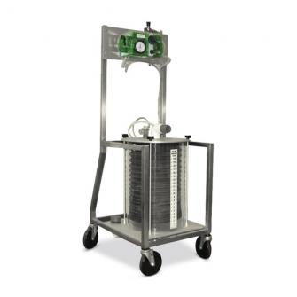 LAVC-3000 Ventilator Machine