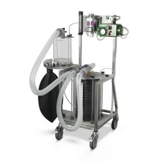 LAVC-2000-D Anaesthetic Machine