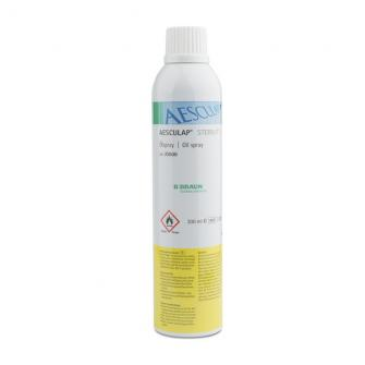 Instrument oil spray to lubricate and protect