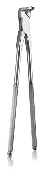WorldWide Equine Short Jaw Fragment Forceps