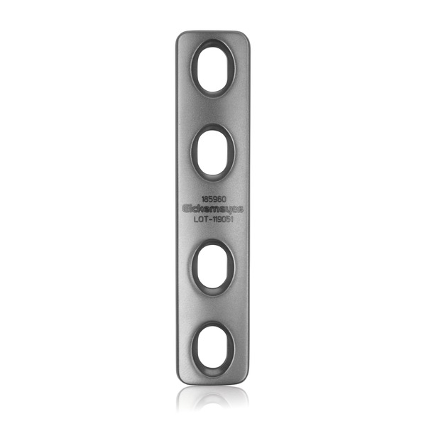 3.5 mm Broad Limited Contact Compression Plates (LC)