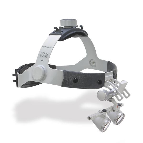 HEINE® Binocular Loupes on Professional L Headband