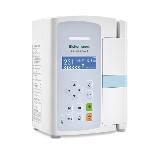 InfusoVet Easy II Infusion Pump
